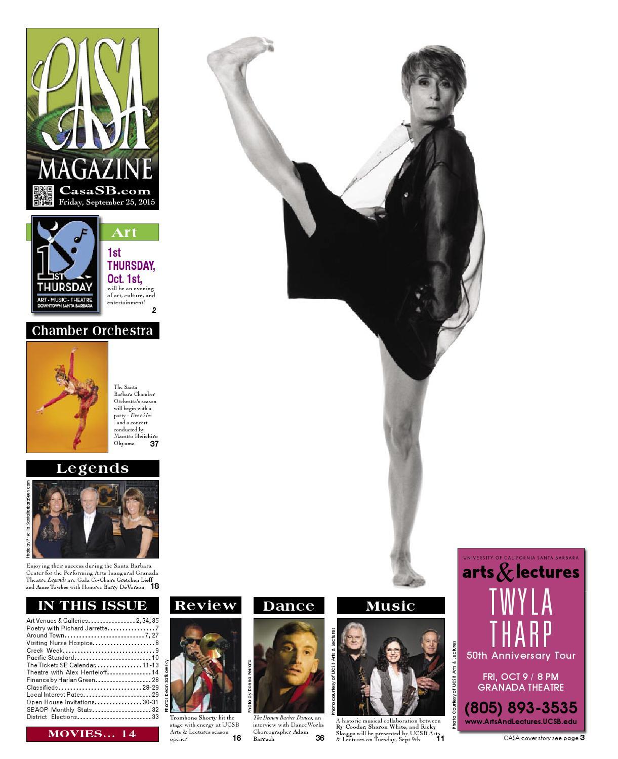 Casa magazine september 25 2015 by voice magazine casa for Casa magazine