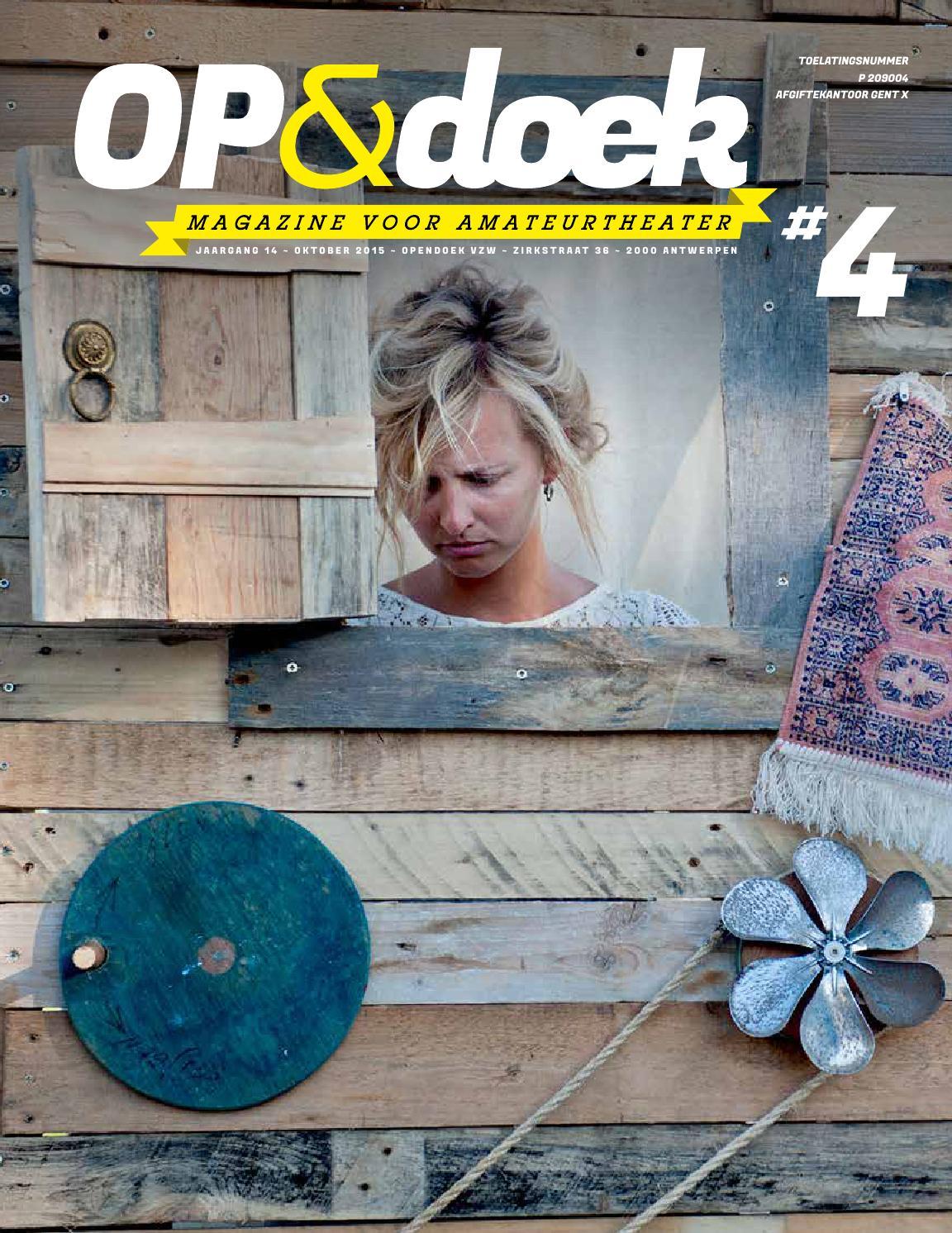 Magazine oktober 2015 by Hendrik Ramaker - issuu