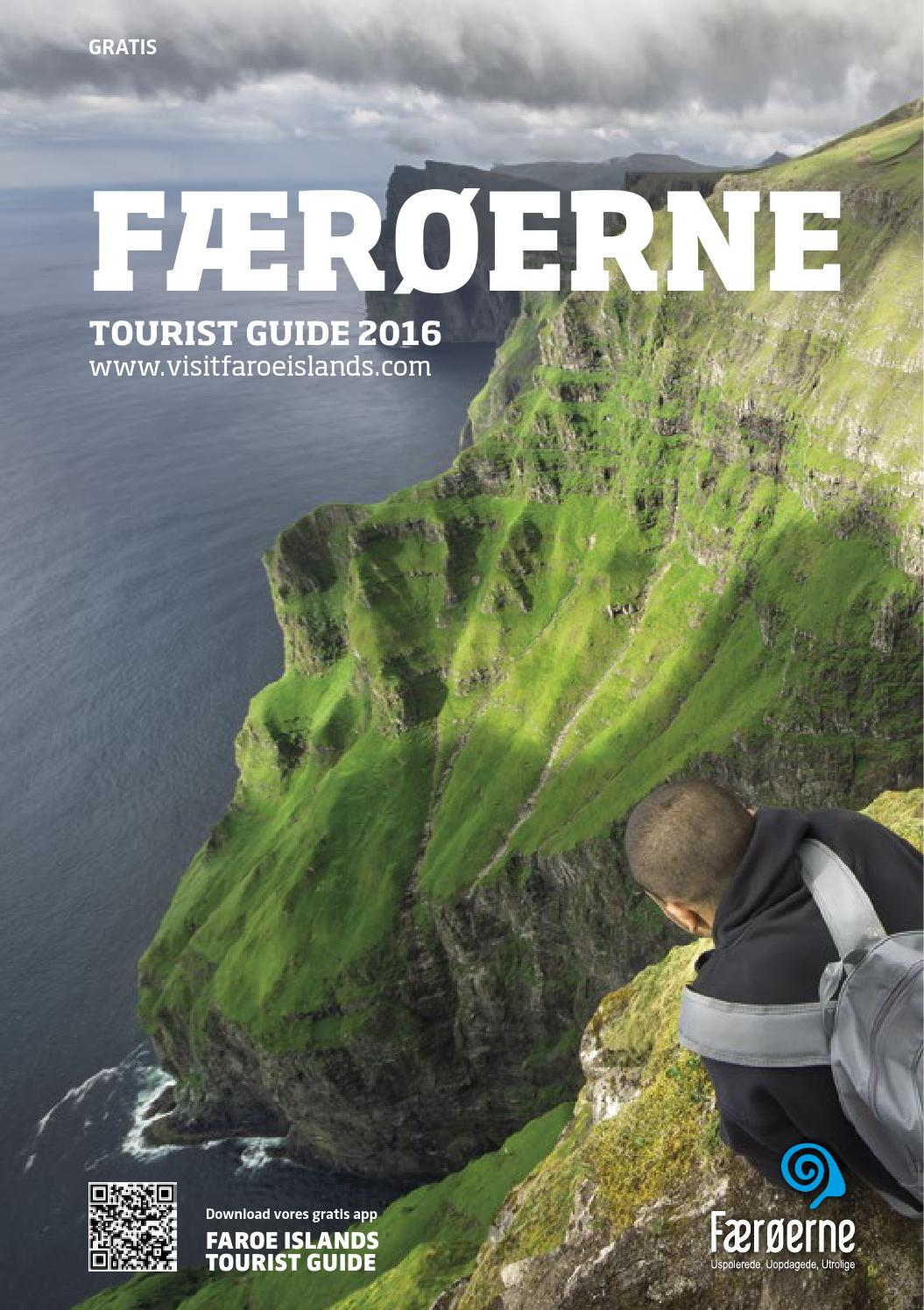 Færøerne. Touristguide 2014 by Visit Faroe Islands - issuu