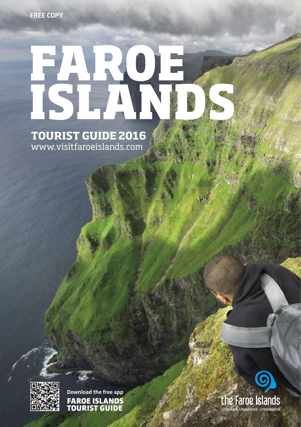 Faroe Islands Tourist Guide 2016 By Visit Faroe Islands Issuu