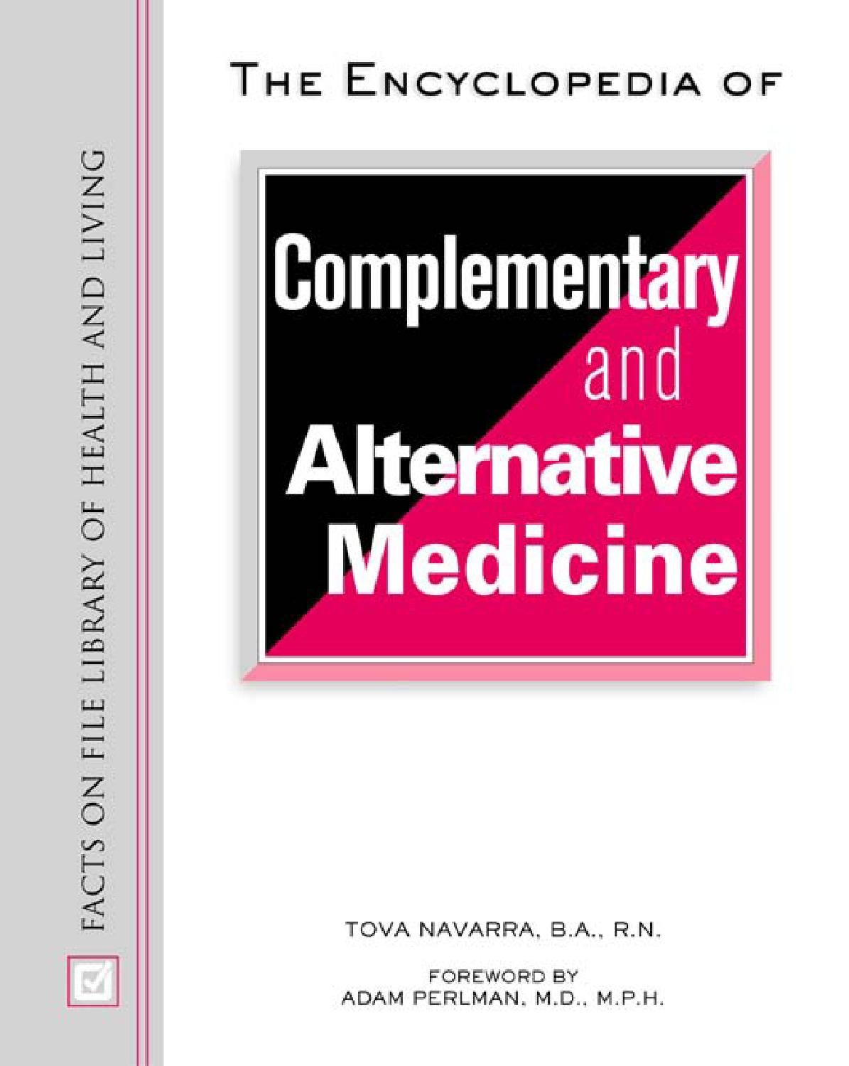 The encyclopedia of complementary and alternative medicine for The new encyclopedia of home designs