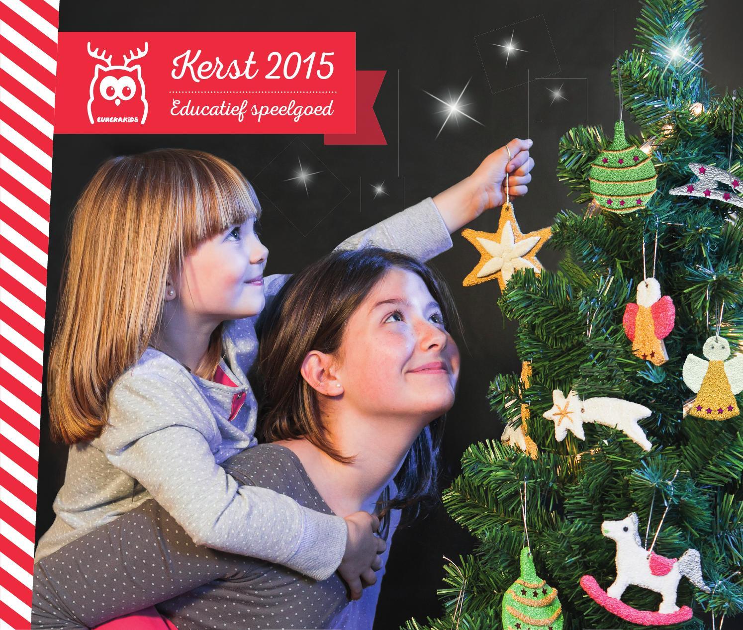 Eurekakids Kerstmis 2014 by Eurekakids - issuu