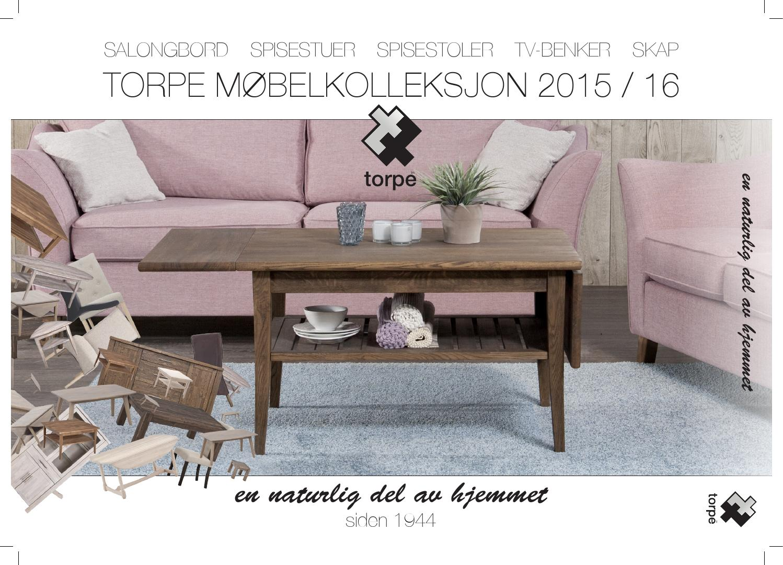 Torpe møbel 2015/16 by hølje torpe   issuu