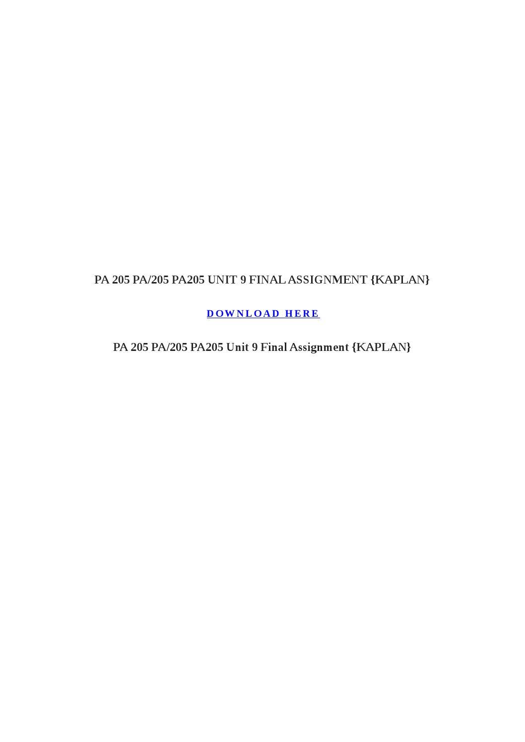 unit 9 final project It299 it/299 it 299 unit 9 final project school of information technology -{kaplan.