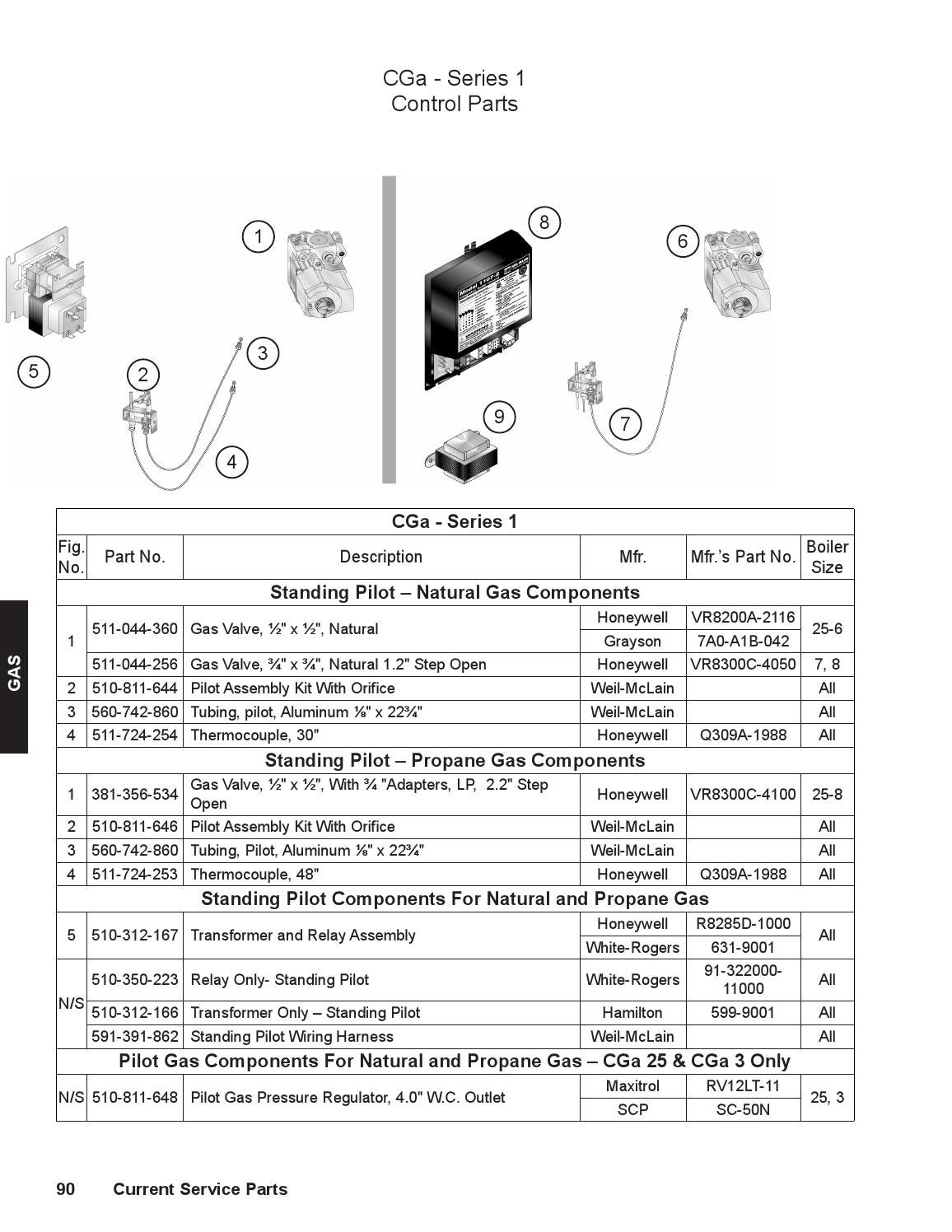 r8285d 1000 wiring r8285d image wiring diagram 2015 service parts catalog by weil mclain page 90 issuu on r8285d 1000 wiring