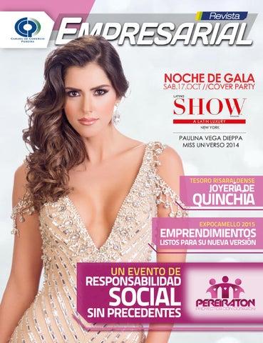 Revista Empresarial Edición 3 2015