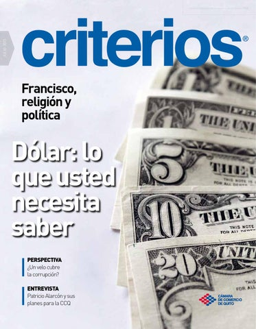 Revista Criterios Julio 2015