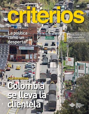 Revista Criterios Agosto 2015