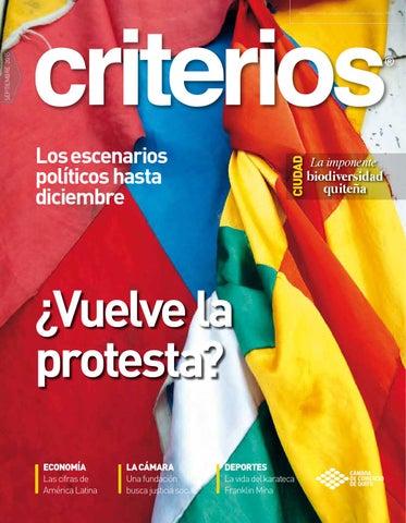 Revista Criterios Septiembre 2015