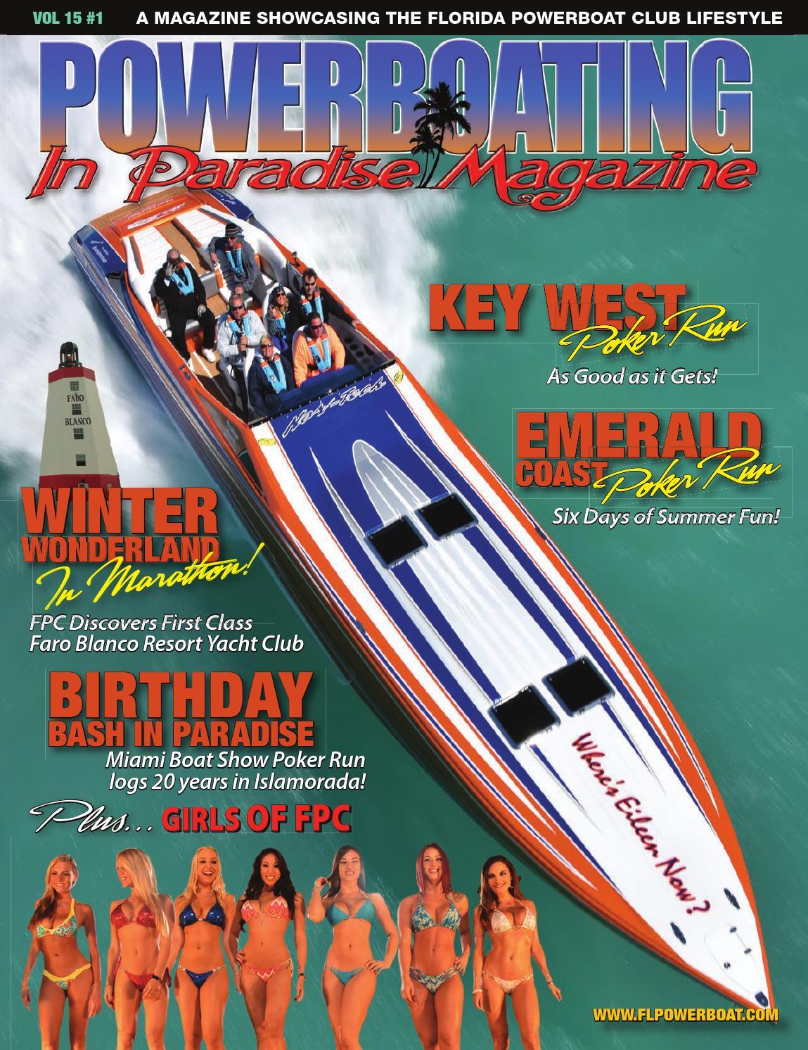 powerboating in paradise vol by stu jones issuu