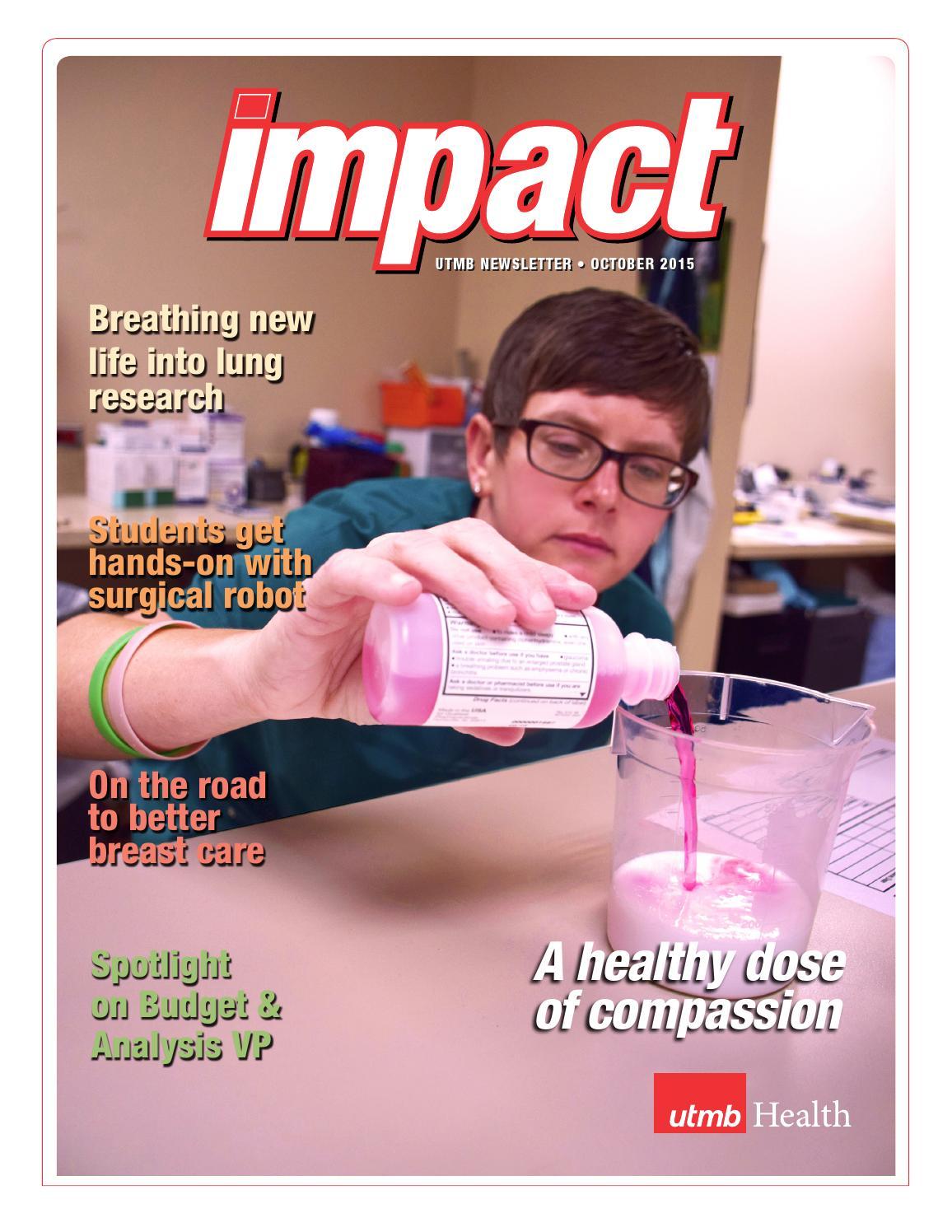 impact by utmb health issuu