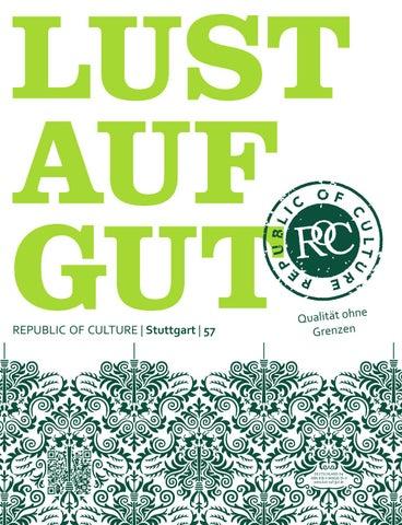 LUST AUF GUT Magazin | Stuttgart Nr. 57