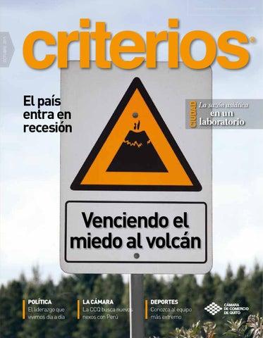 Revista Criterios Octubre 2015