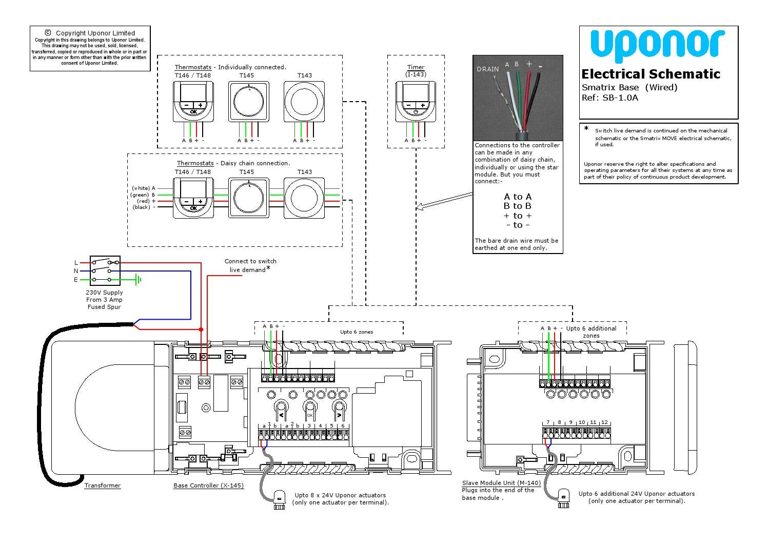 Underfloor heating pipe centres acpfoto wirsbo underfloor heating wiring diagram efcaviationcom asfbconference2016 Images