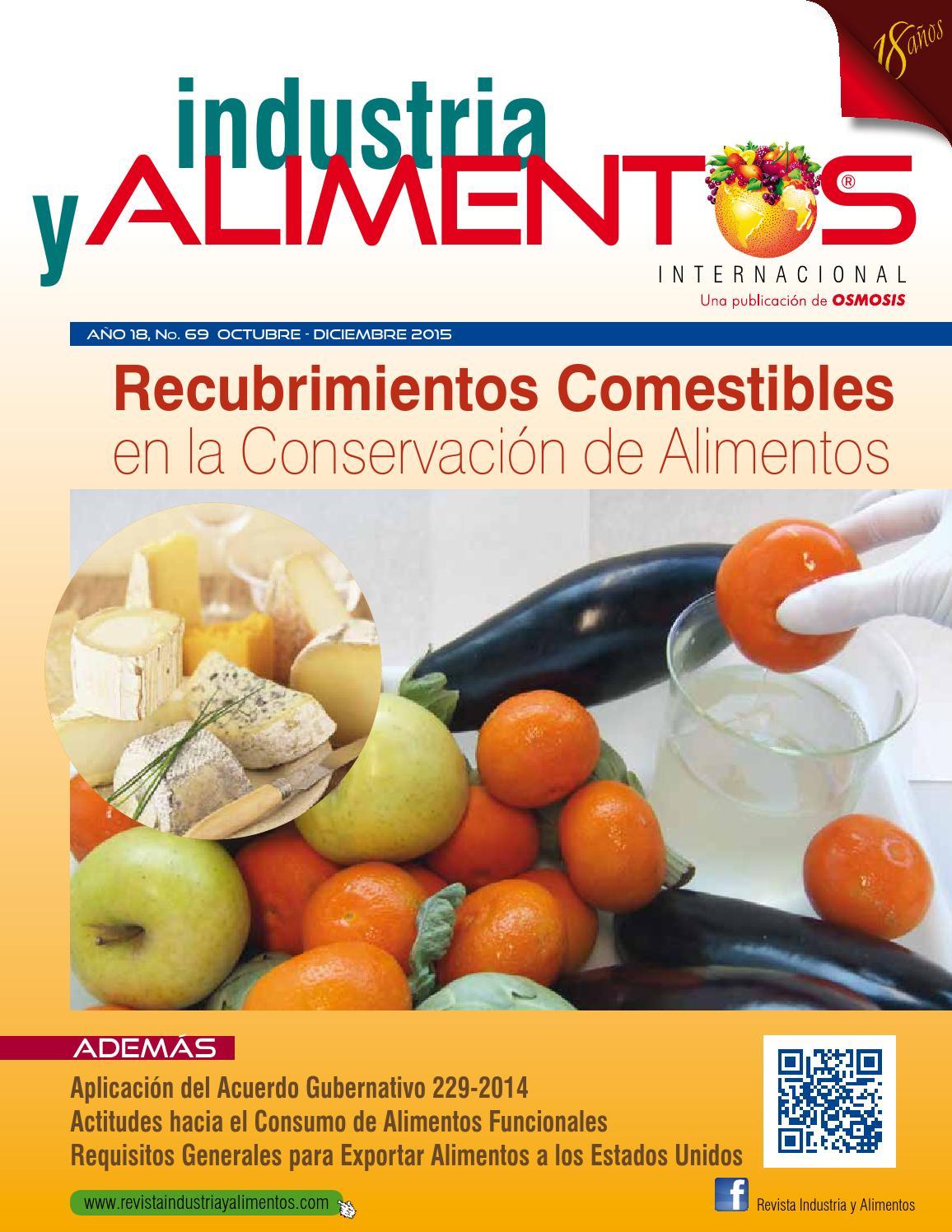 Revista industria y alimentos 69 by revista industria y alimentos quel issuu - Empresas de alimentos congelados ...