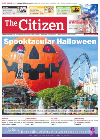 The Citizen - October 15, 2015