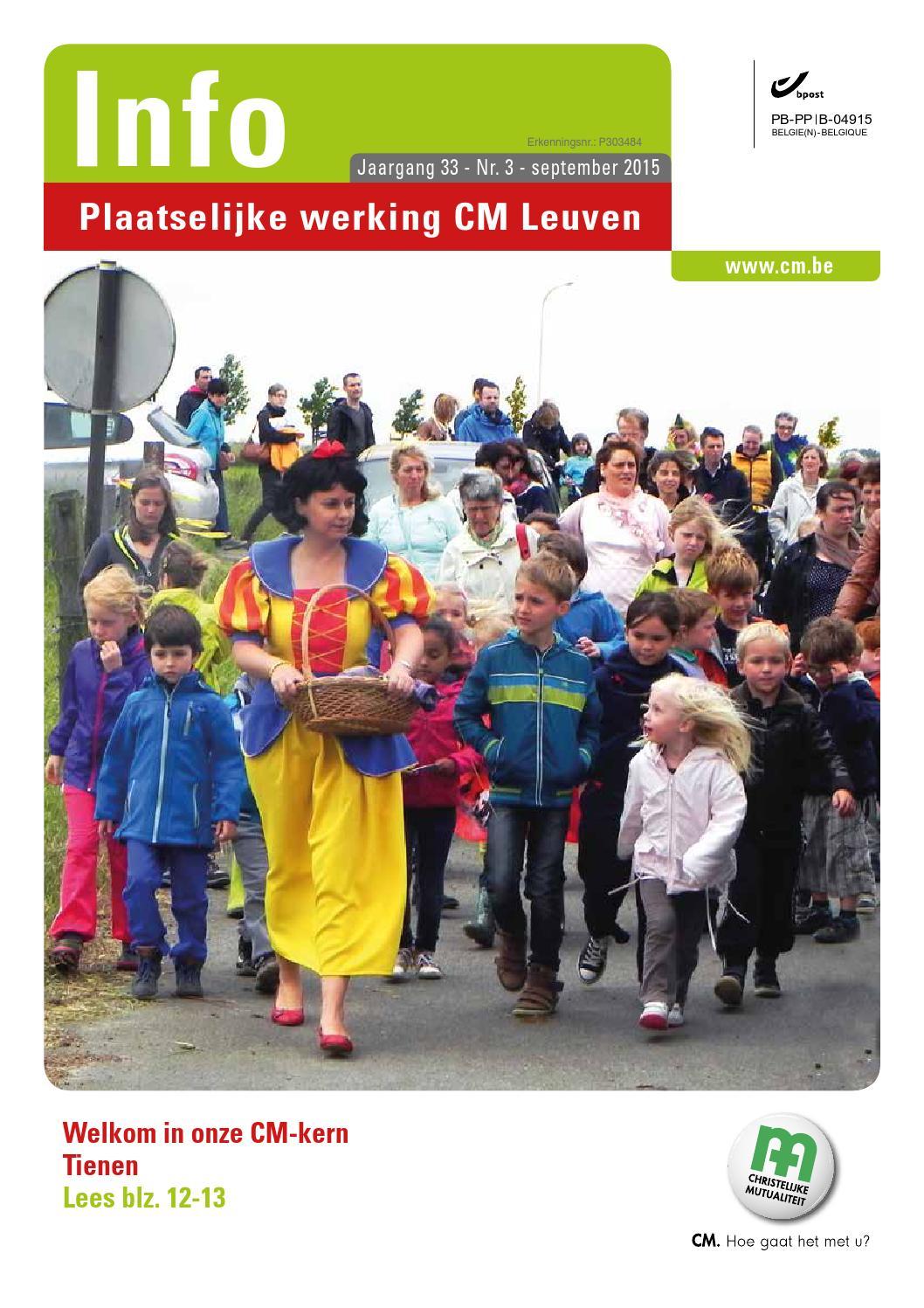 Info cm leuven september 2015 by CM Leuven - issuu