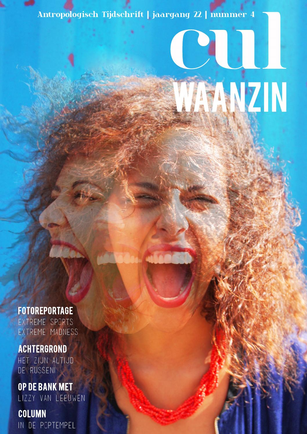 Cul 4: waanzin by tijdschrift cul   issuu