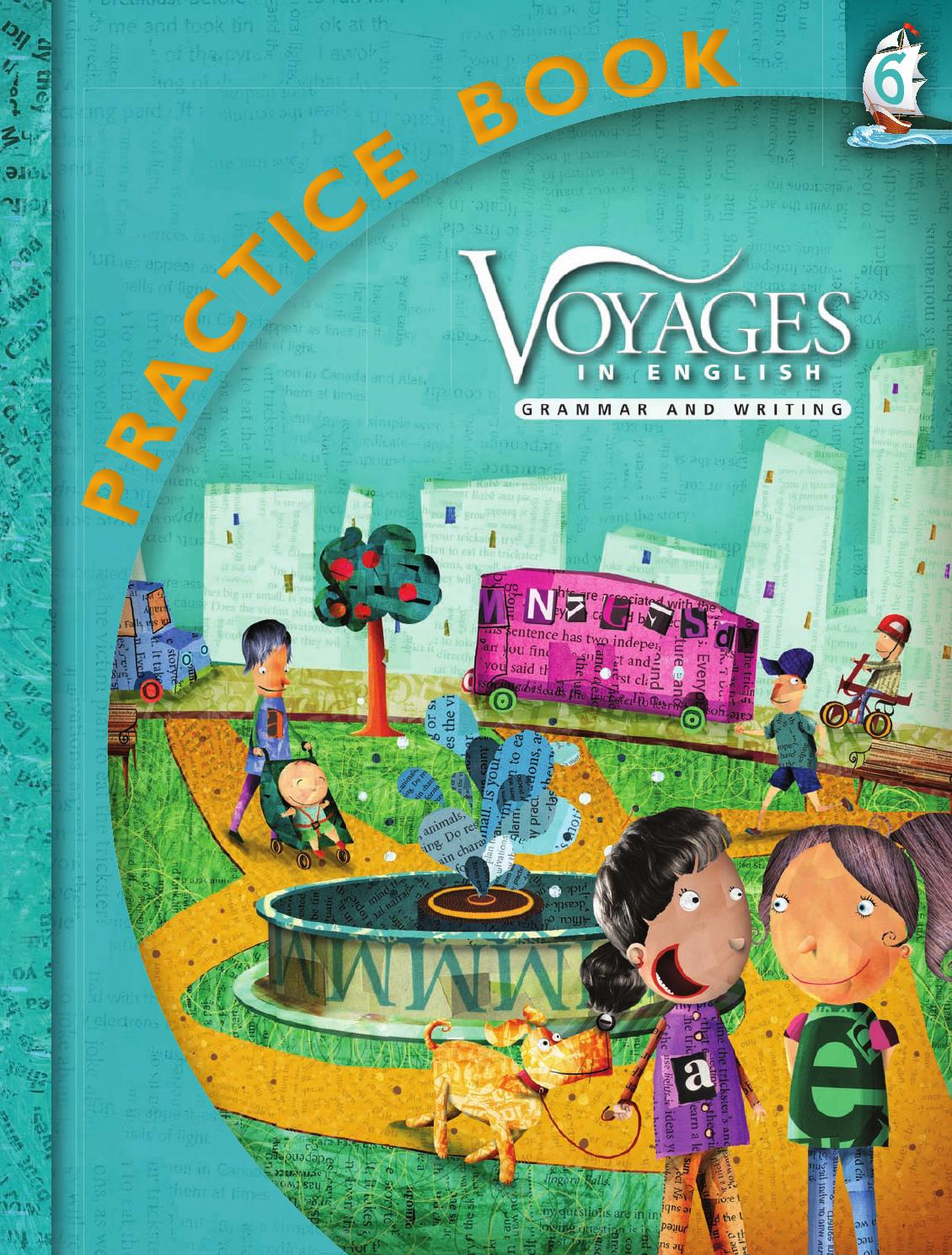 Worksheet 5th Grade English Grammar voyages in english 2011 grade 5 practice book by loyola press issuu 6 pb