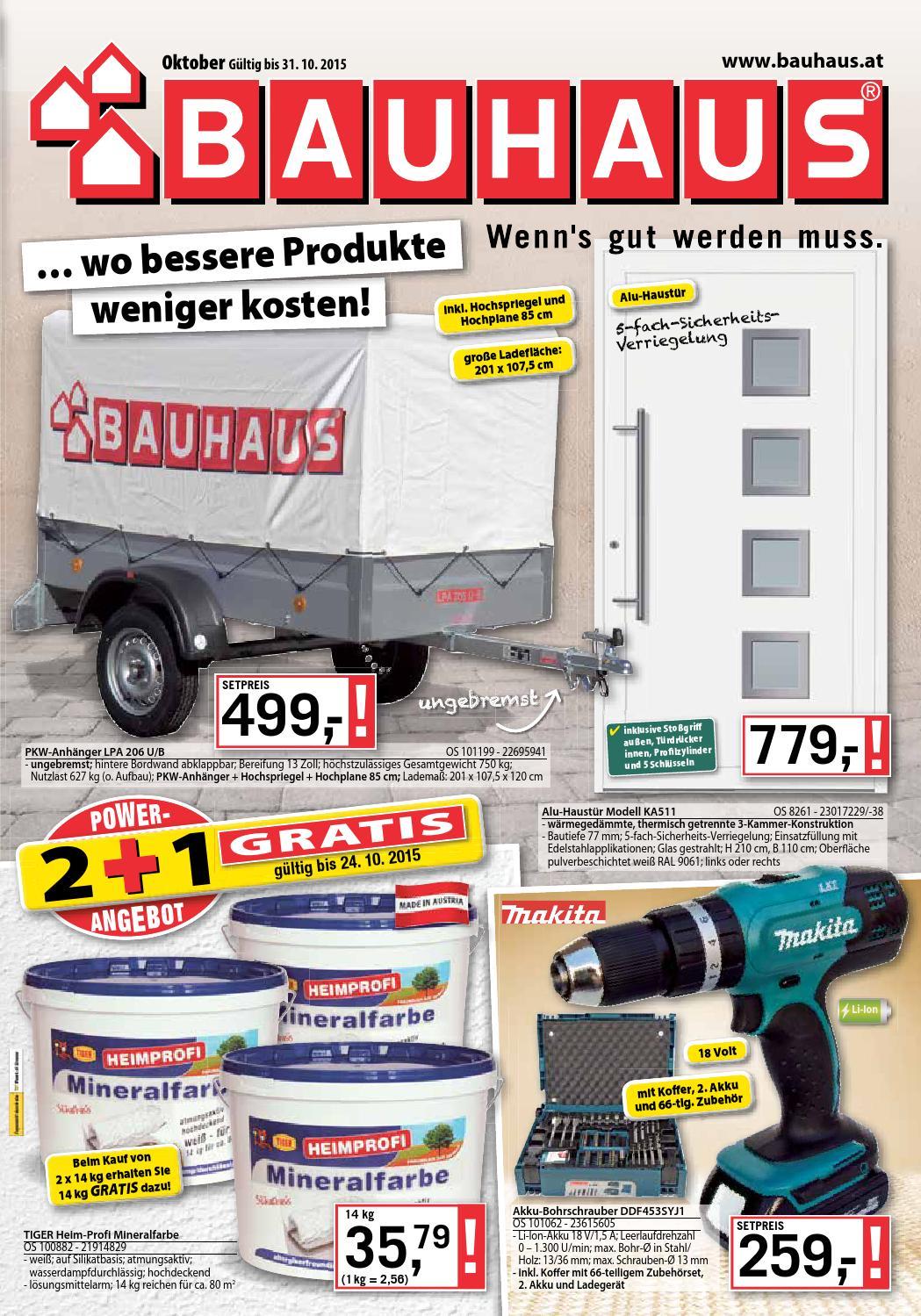bauhaus do 3110 by rakouske letaky issuu. Black Bedroom Furniture Sets. Home Design Ideas