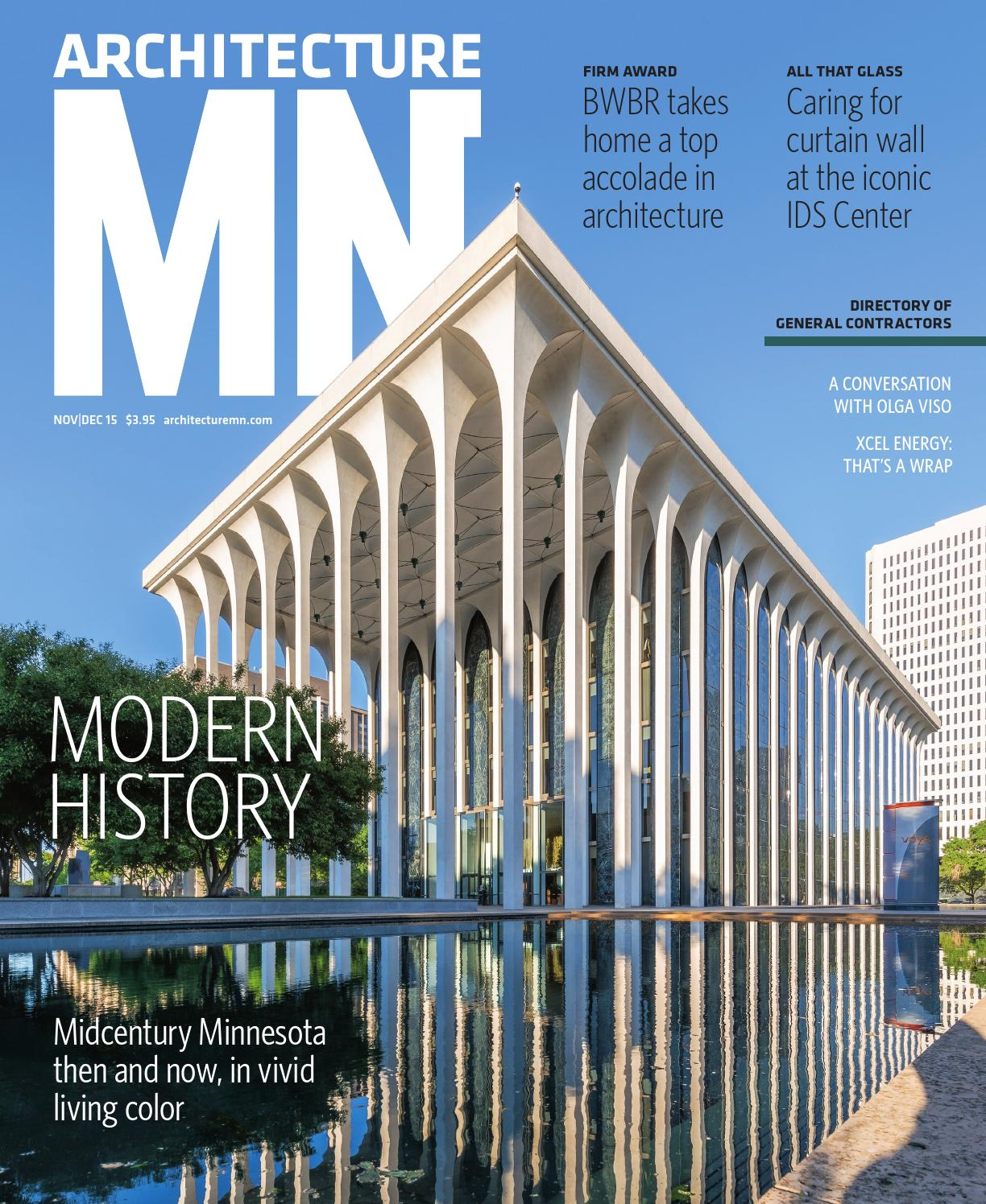 Architecture Mn Magazine By Architecture Mn Issuu