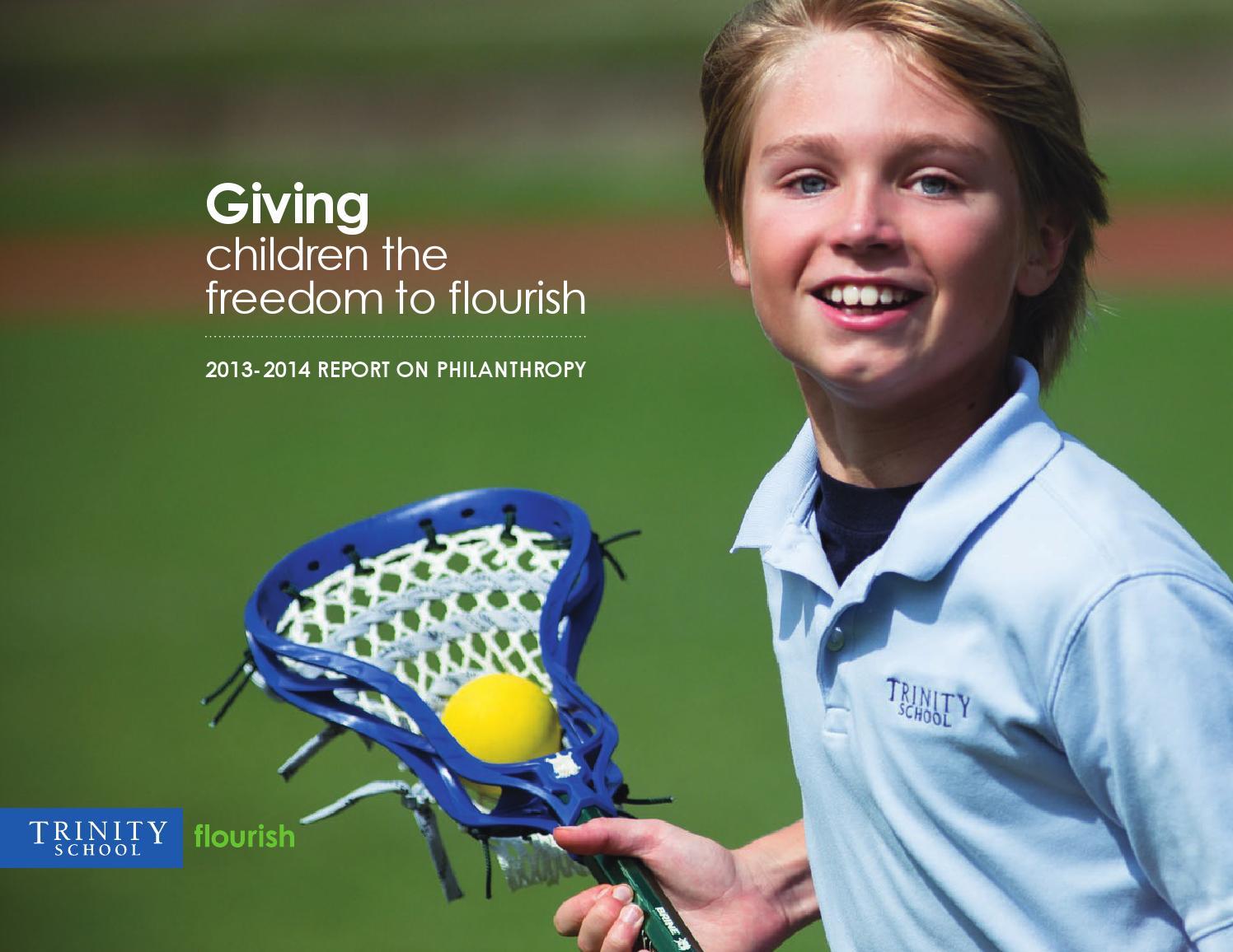 lab school annual report by lab school of washington issuu 2013 2014 report on philanthropy