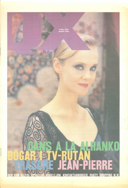 Qx april 1997 by qx förlag   issuu