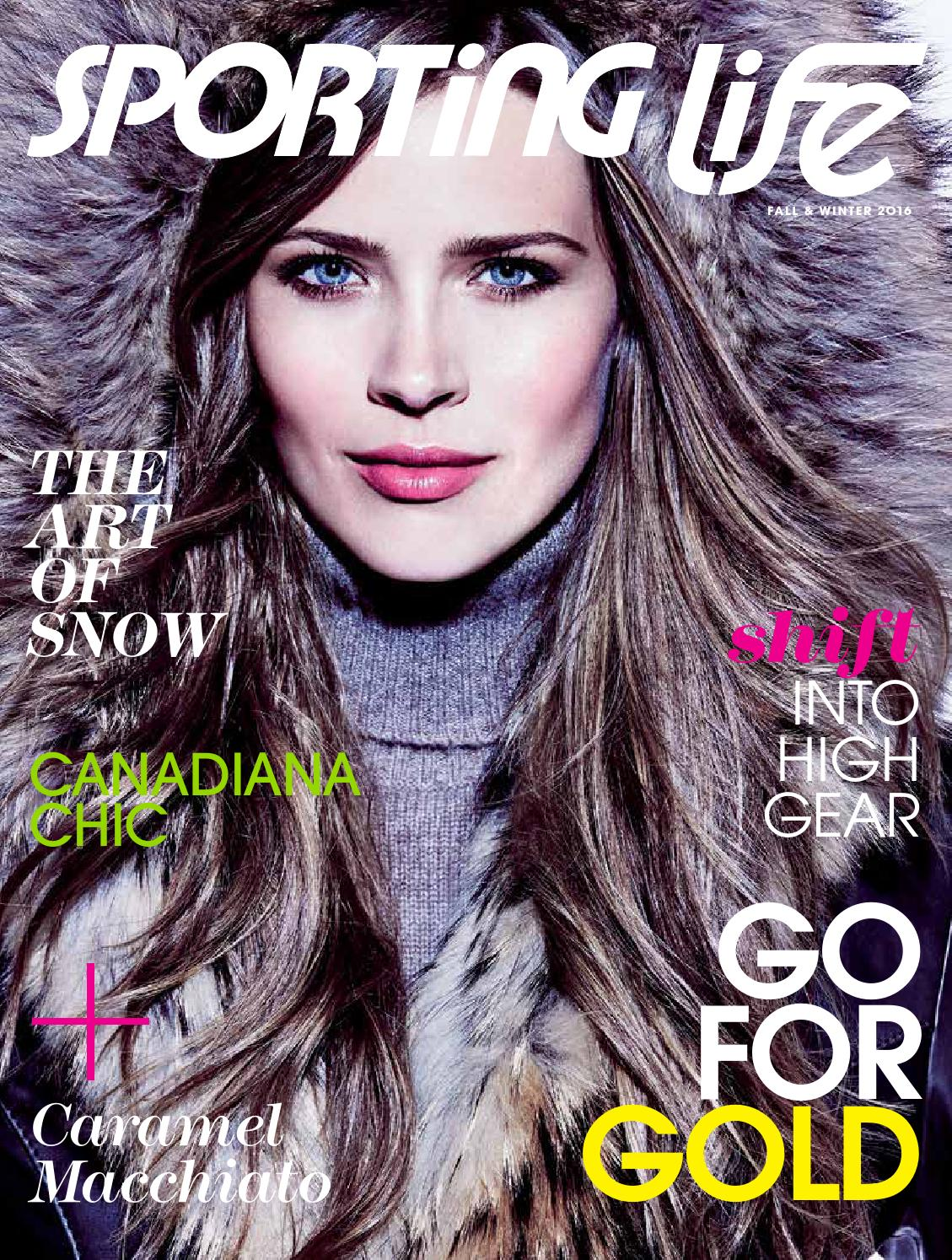 Canada Goose hats replica official - Sporting Life Fall/Winter 2014/15 by S-Media - issuu