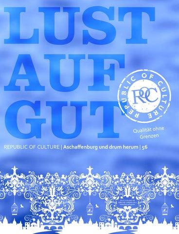LUST AUF GUT Magazin | Aschaffenburg Nr. 56