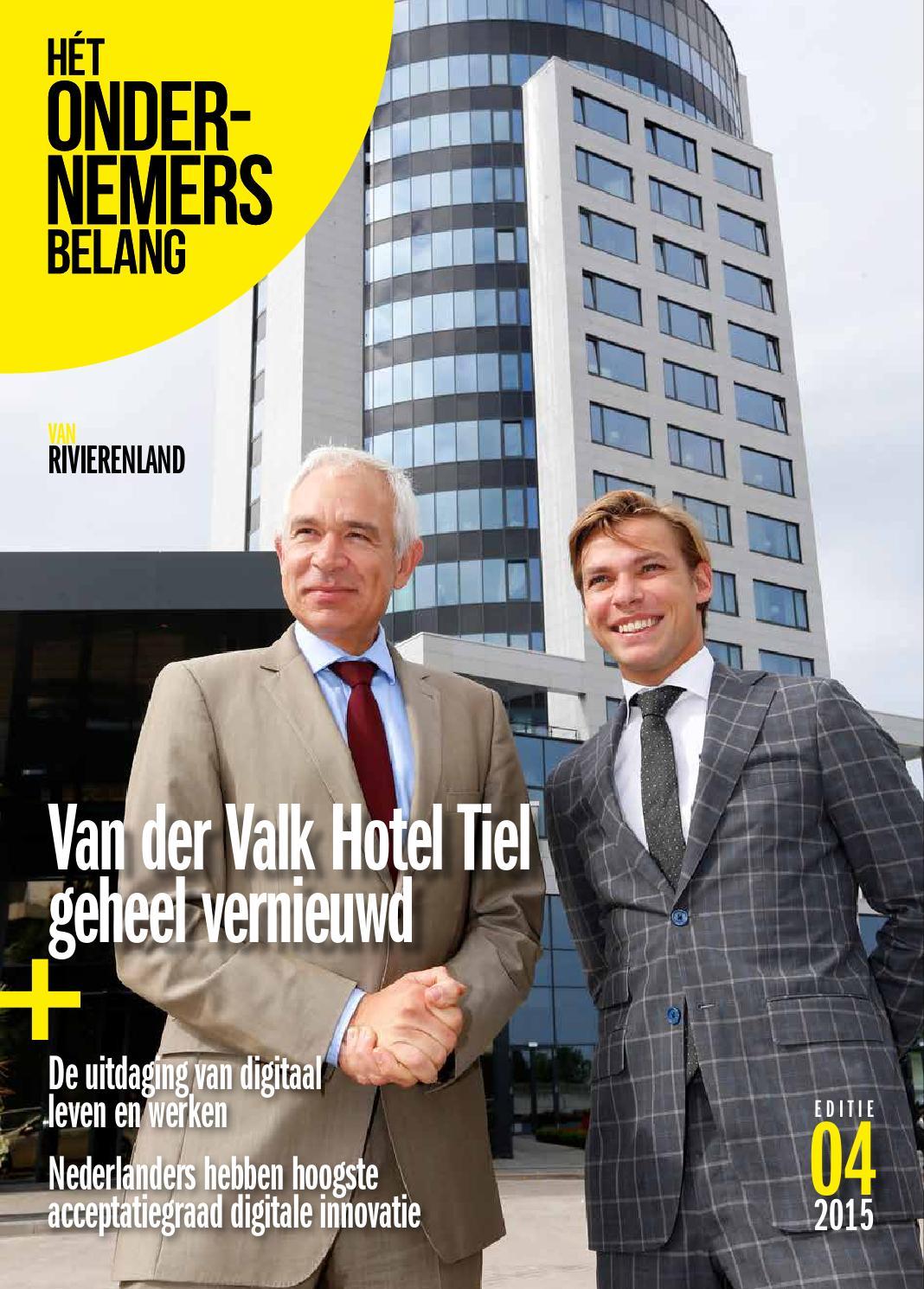 Het ondernemersbelang rivierenland 4 2015 by uitgeverij novema   issuu