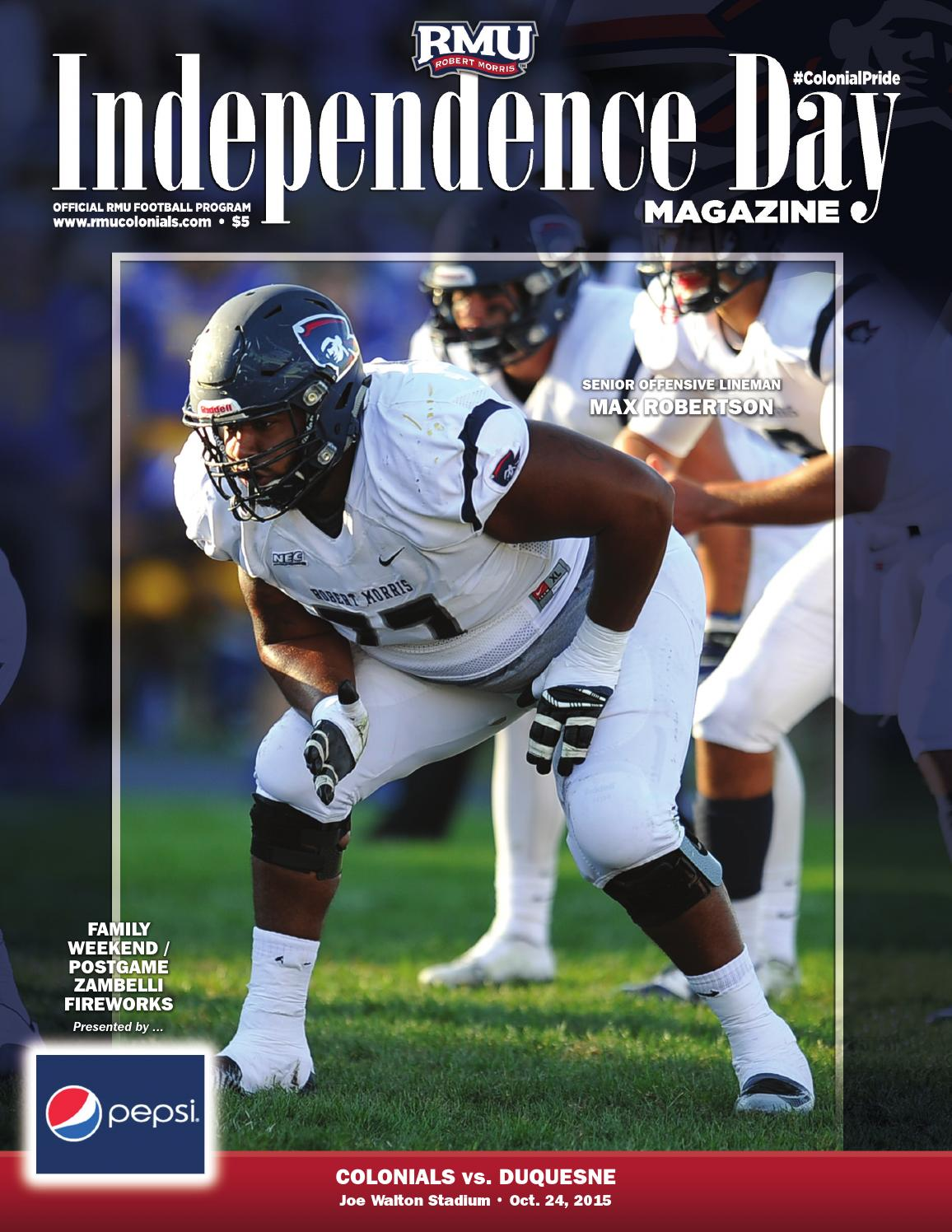 independence day magazine 9 3 11 by robert morris university independence day magazine oct 24 2015
