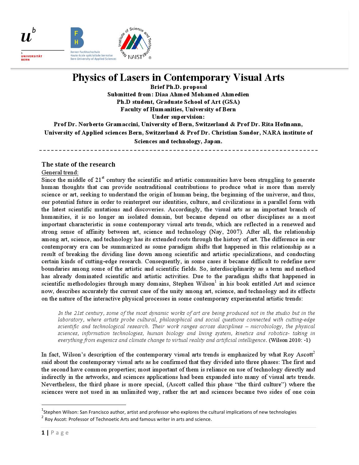 Phd thesis japan