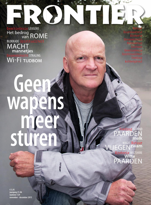 Frontier Magazine 21.06 november - december 2015 by Frontier World ...