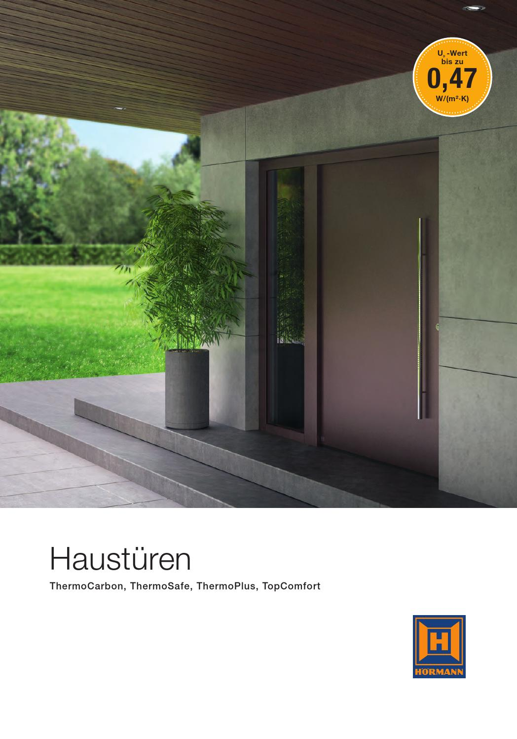 h rmann aluminium haust ren 2015 by werbeagentur 4c media. Black Bedroom Furniture Sets. Home Design Ideas