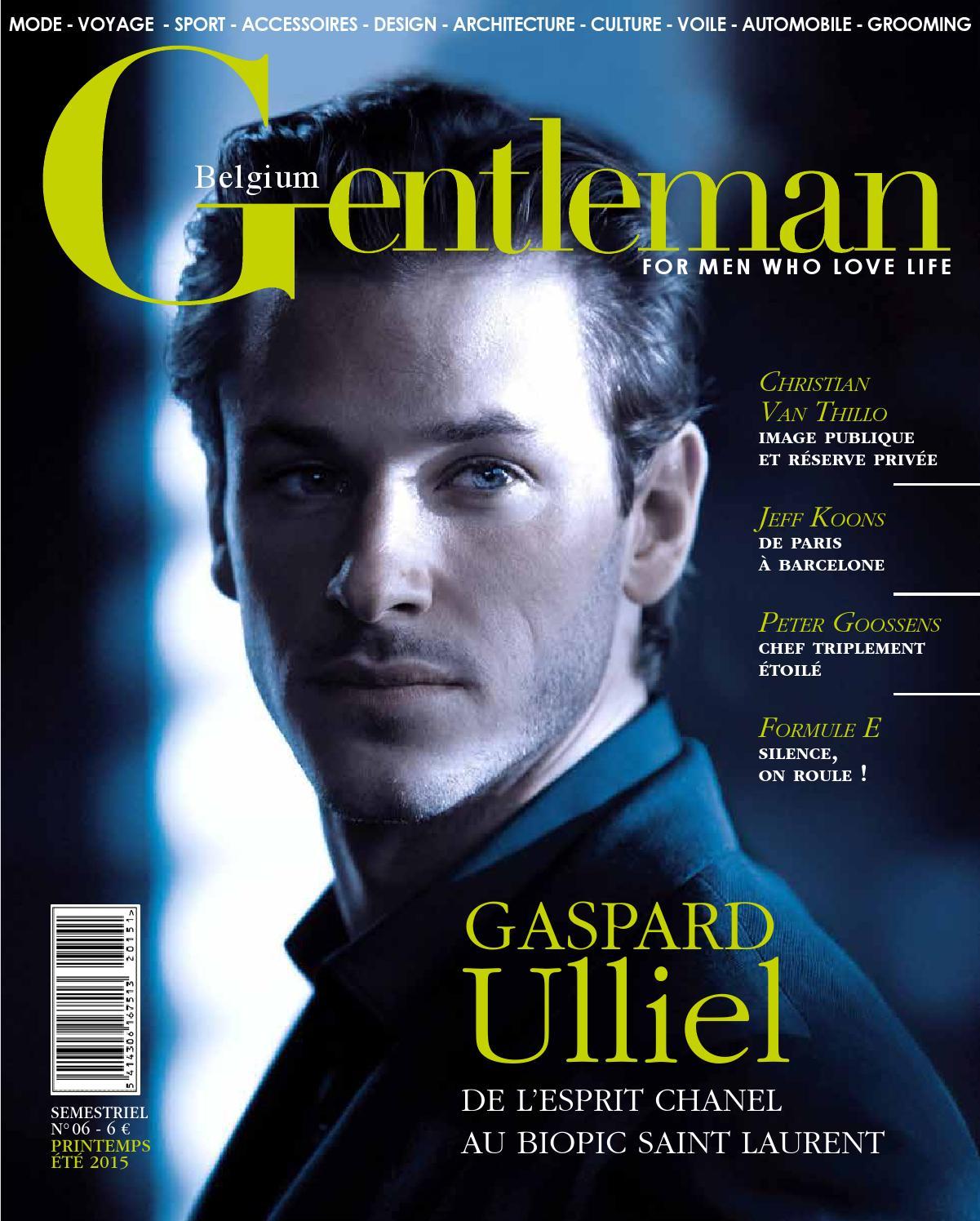 R L Goossens Gentleman Belgique n&#...