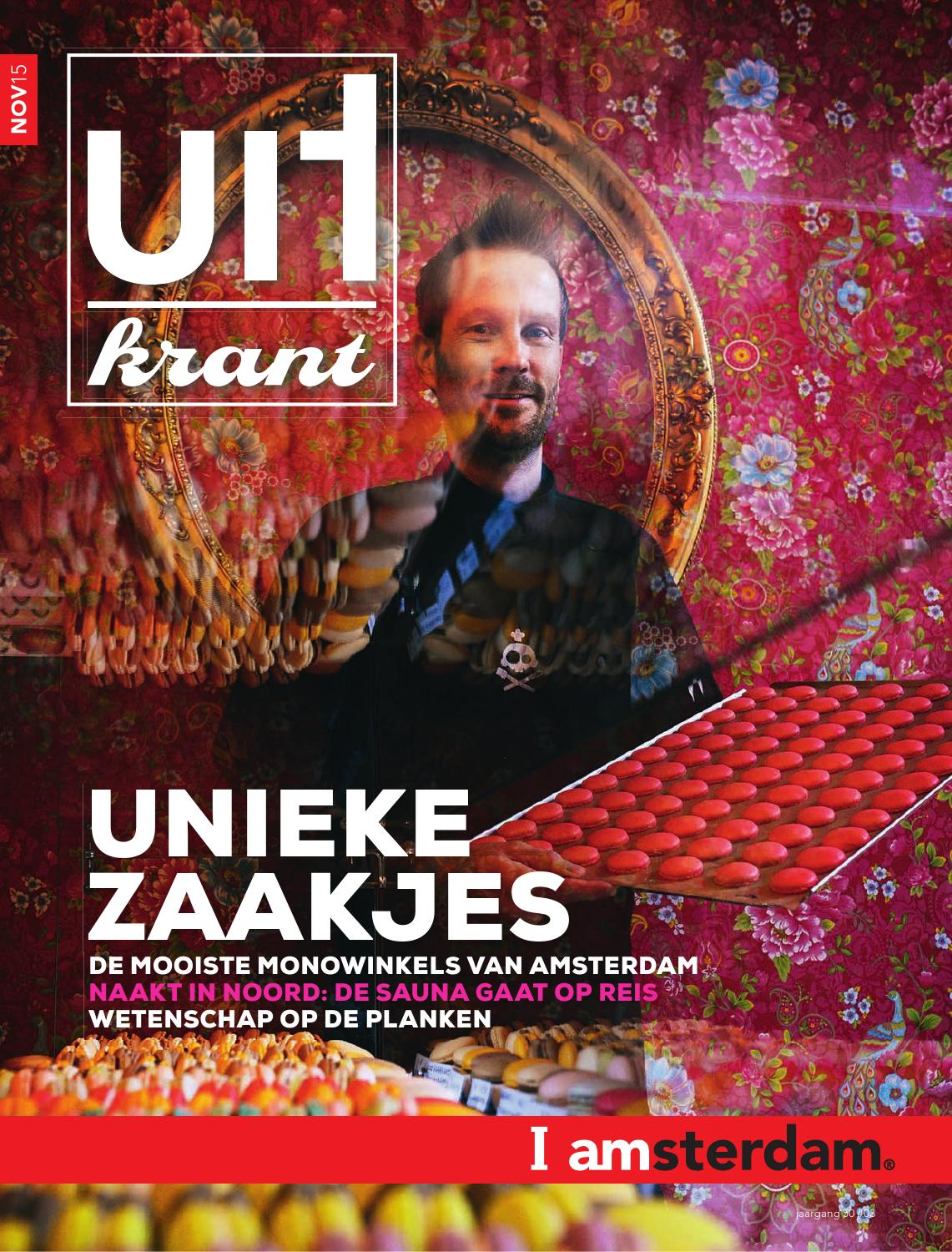 Uitkrant oktober 2015 by amsterdam marketing   issuu