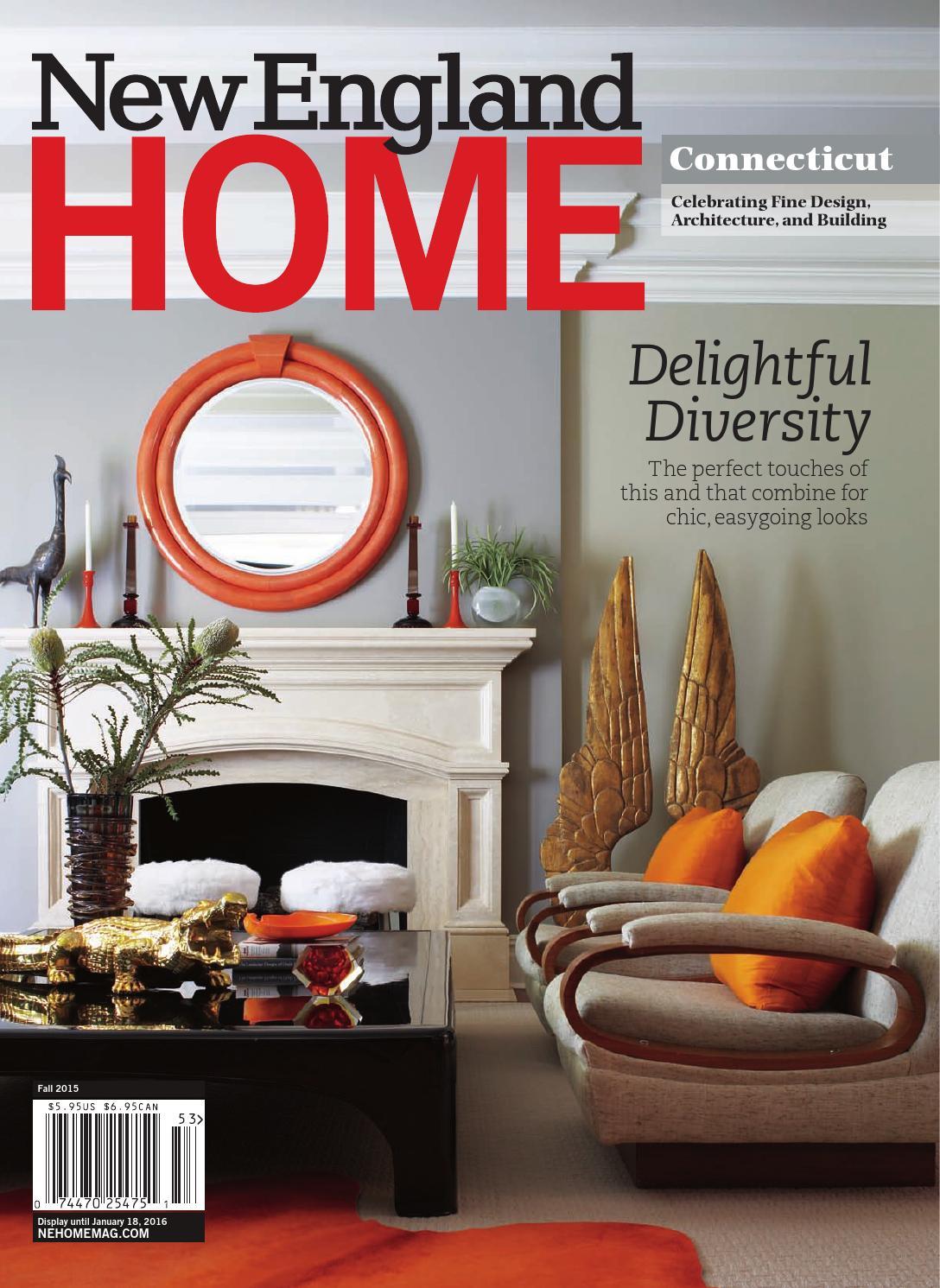 Connecticut Fall 2014 by New England Home Magazine LLC - issuu