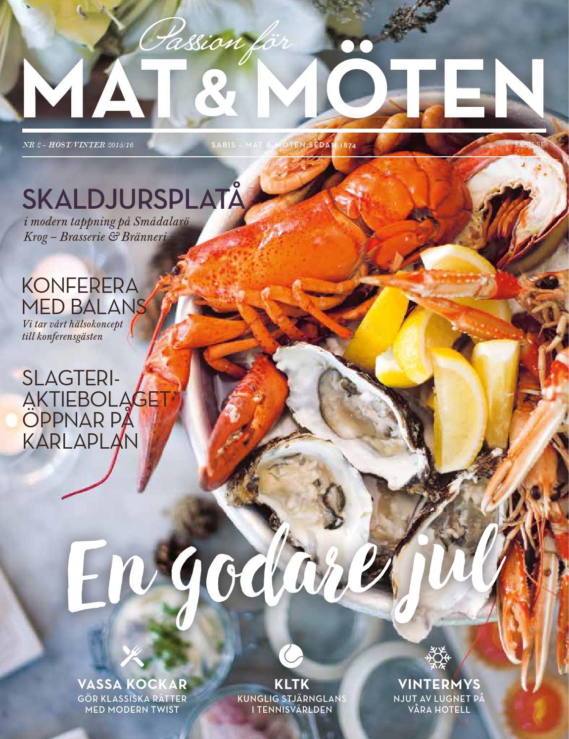 Sabis mat & möten nr 2 2015 by sabis ab   issuu