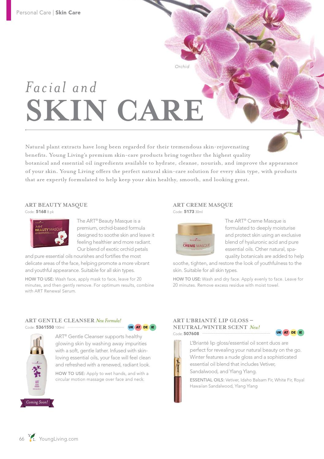 young living product guide 2015