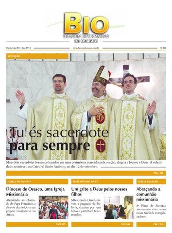 [Bio Diocesano – Outubro 2015]