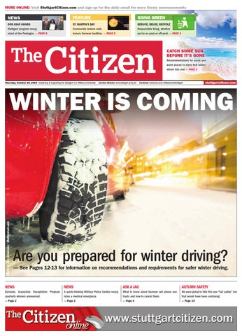 The Citizen - October 29, 2015