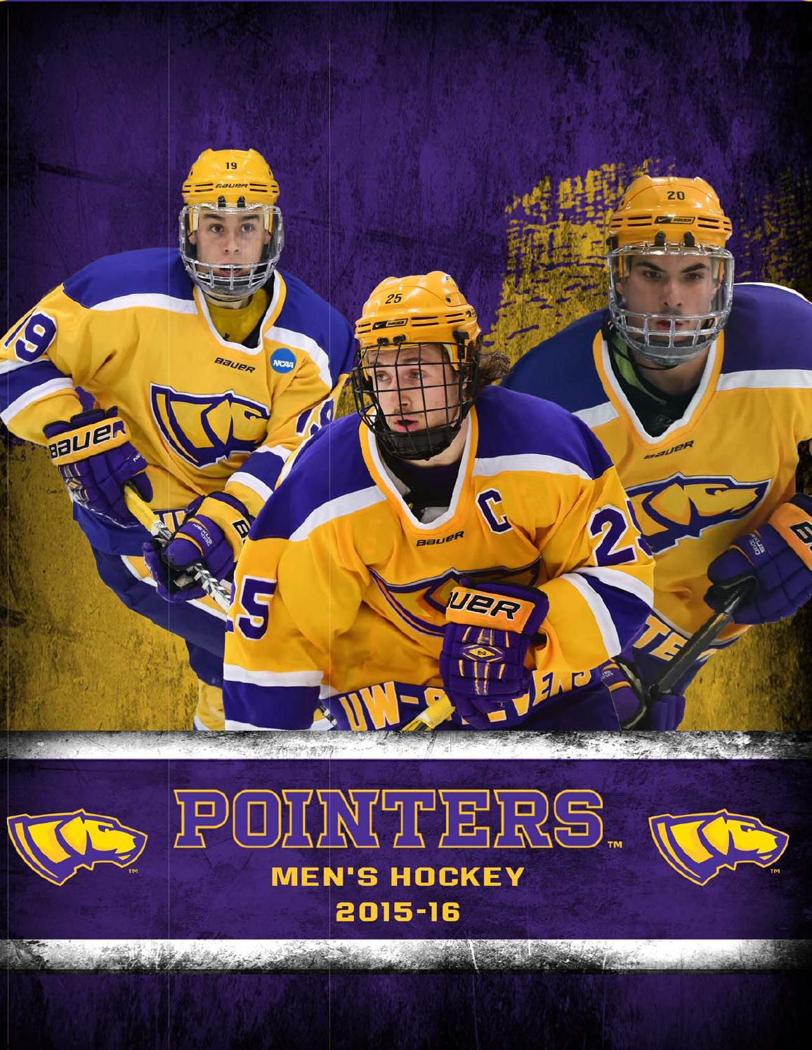 uw stevens point men s hockey media guide by uwsp 2014 15 uw stevens point men s hockey media guide by uwsp athletics issuu