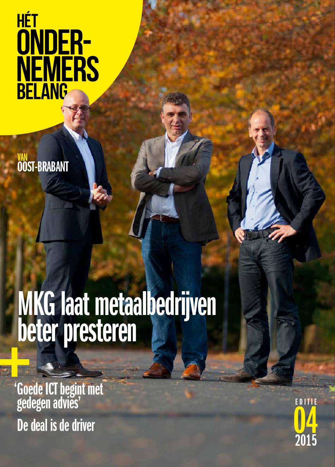 Het Ondernemersbelang Eindhoven 4-2015 by Uitgeverij Novema - issuu