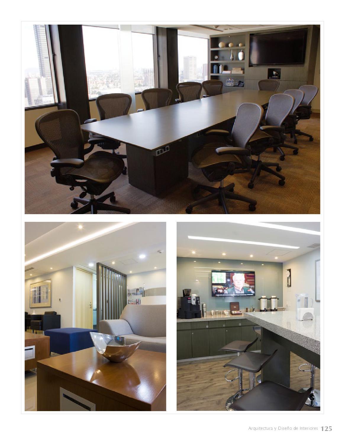 Arquitectura y dise o de interiores 95 by arquitectura y for Arquitectura de interiores