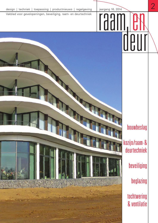 Raam en deur editie 2 2014 by plancommunicatie   issuu