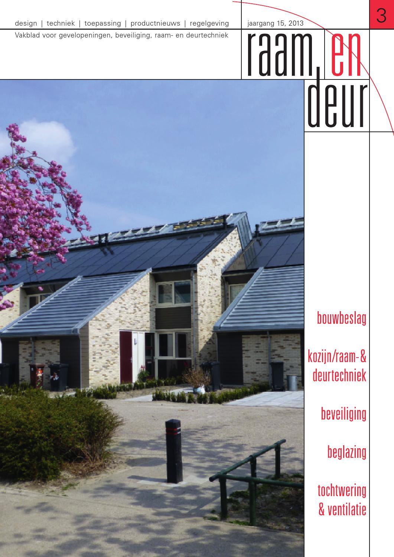 Raam en deur editie 1 2013 by plancommunicatie   issuu