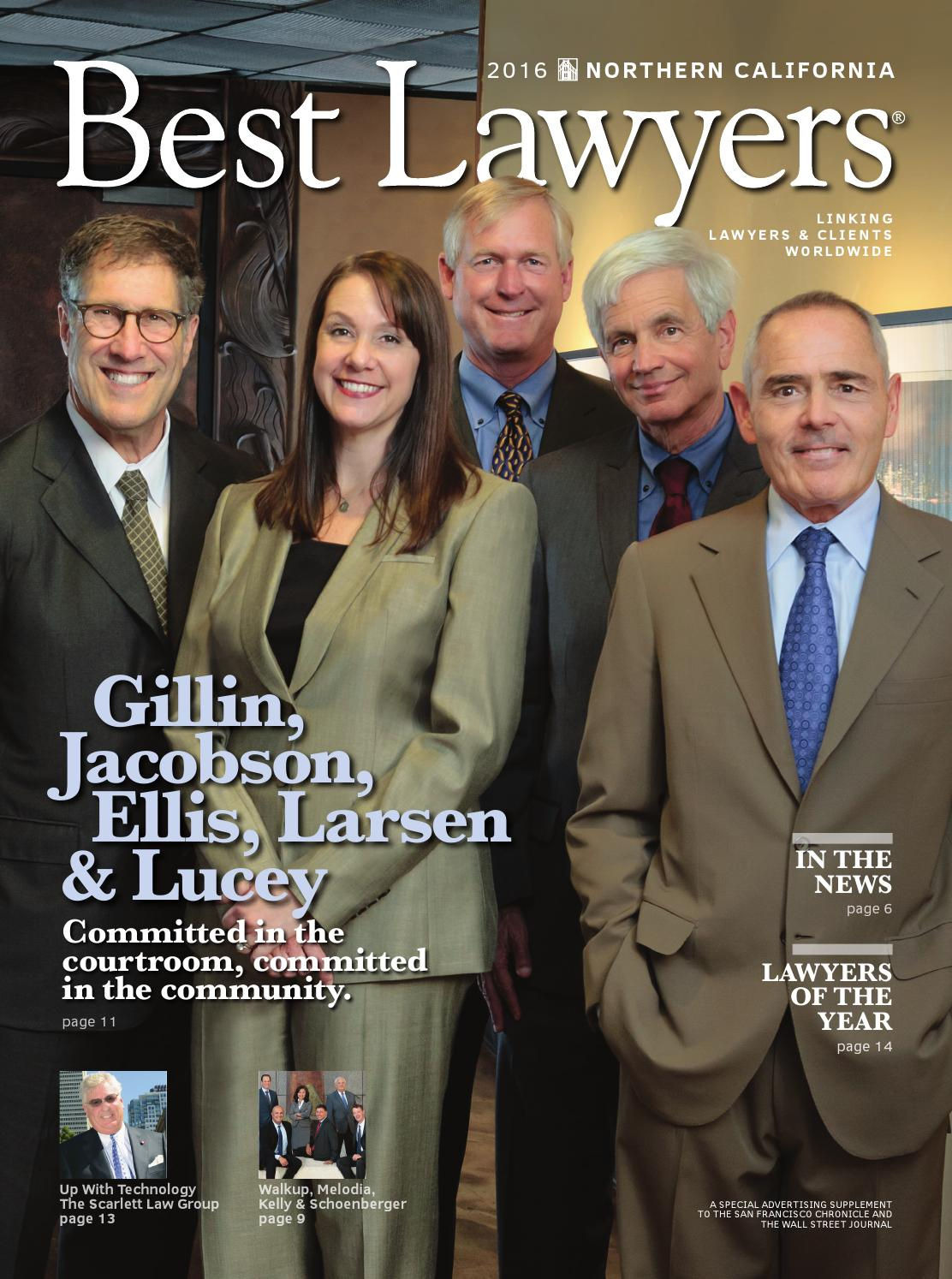 best lawyers in northern california 2016 by best lawyers issuu