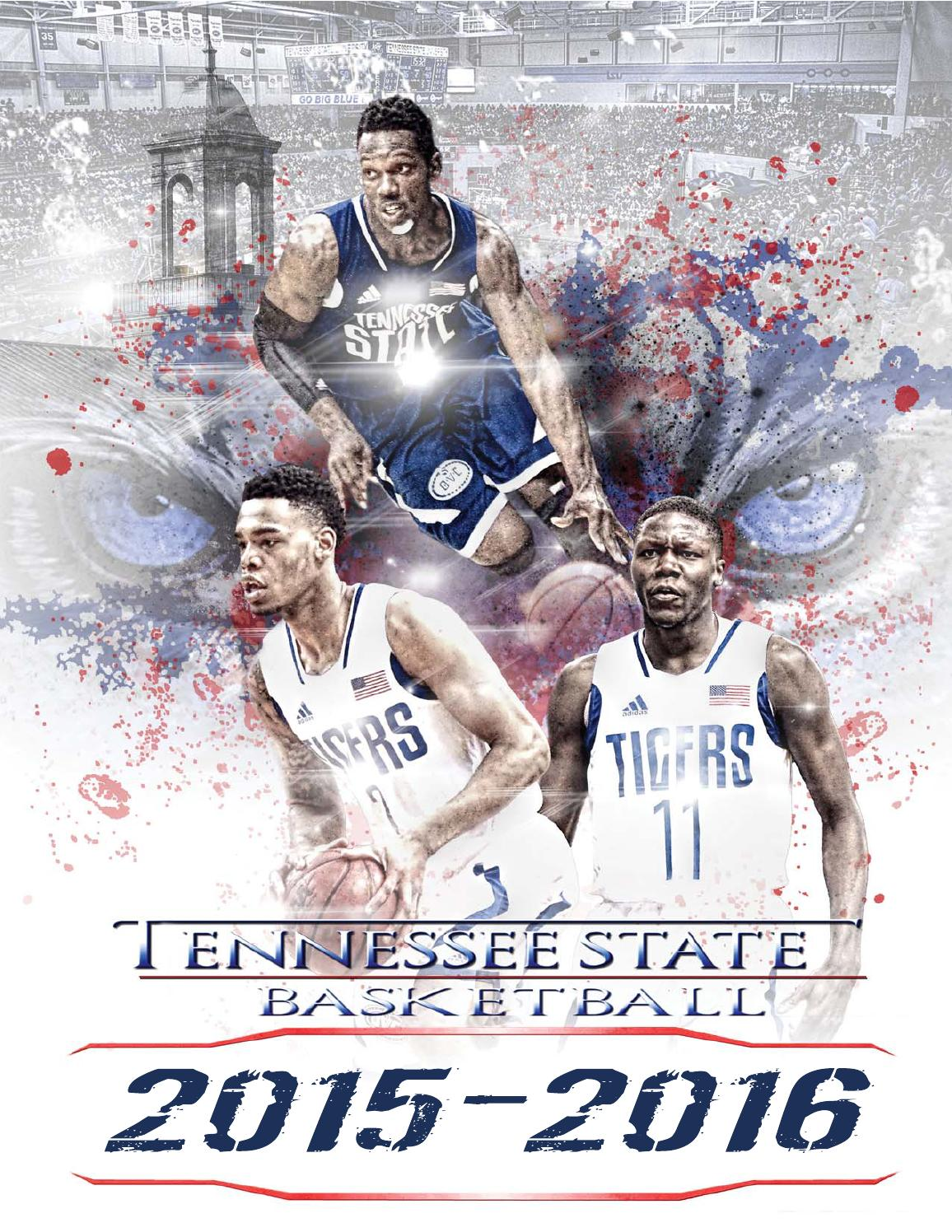 2015-16 TSU Men's Basketball Media Guide by TSUTIGERS - issuu