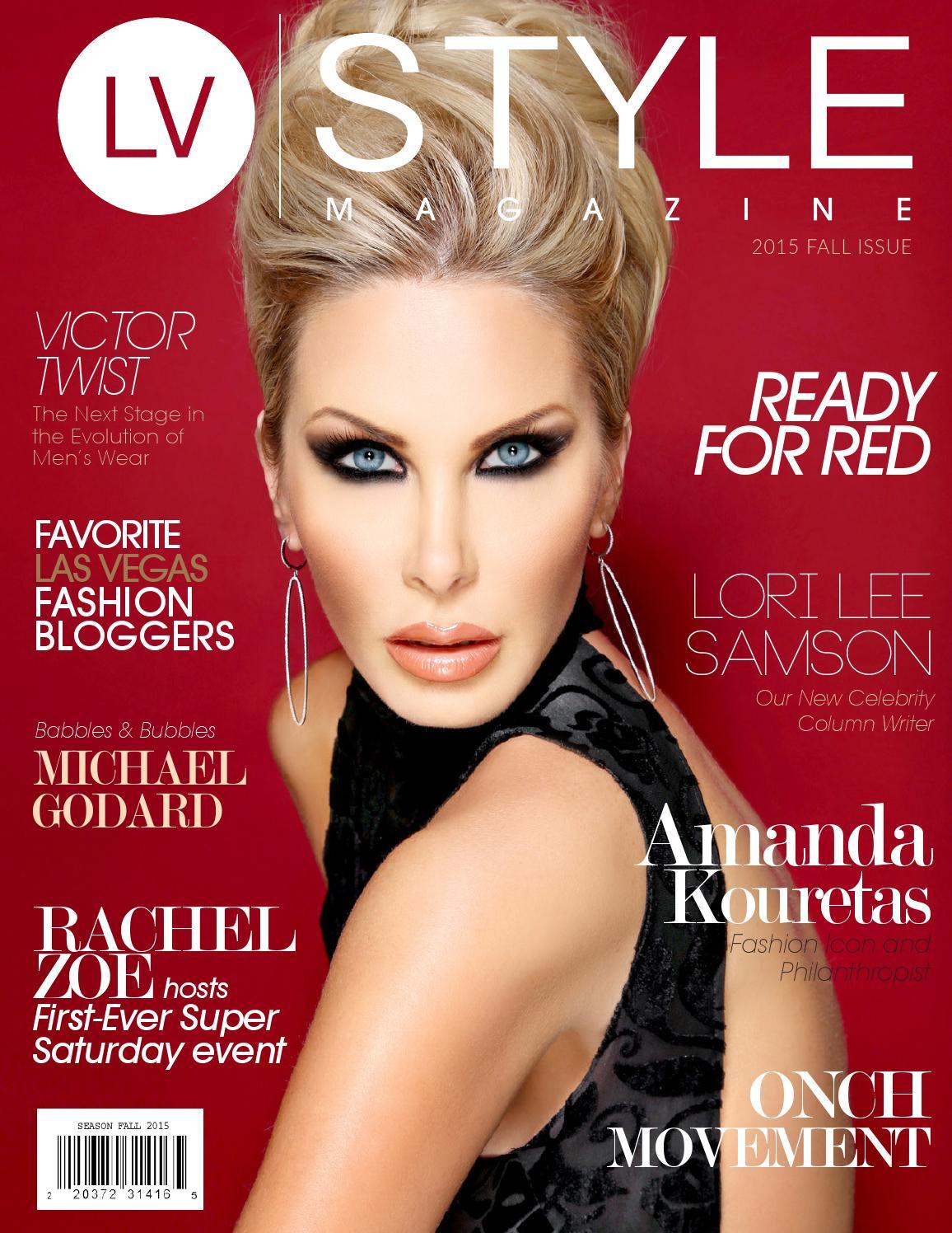 Lv Style Magazine Fall 2015 By Lv Style Magazine Issuu