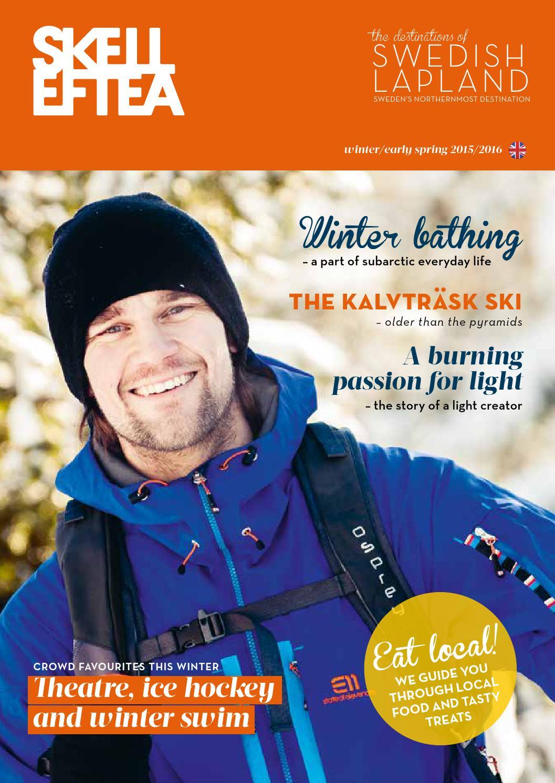 Destinations of Swedish Lapland Arjeplog sommar 2016 SV by Swedish ...